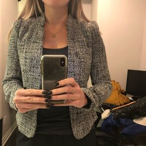 Grey blazer - perfect for work